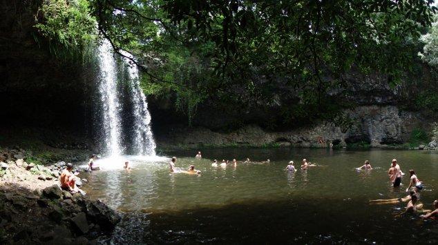 Post - Nimbin - Killen Waterfall