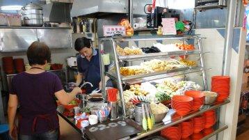 Food preparation - inside