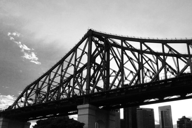 Post - Brisbane - Storey Bridge