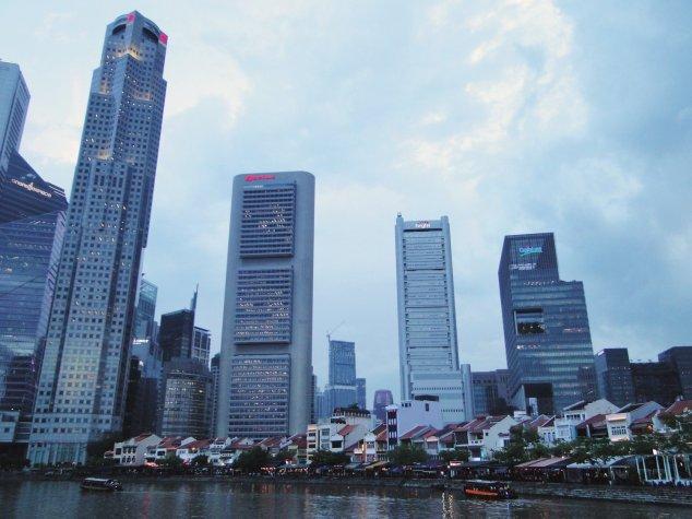 Post - Singapore - Contraste