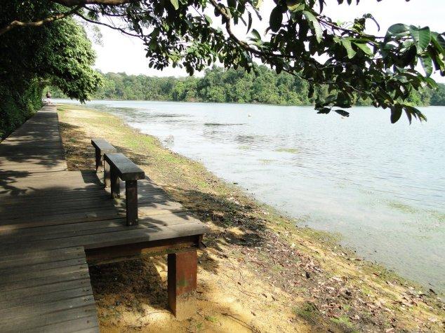 Post - Singapore - MacPherson Reservoir