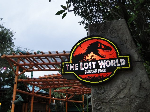 Post - USS - The Lost World