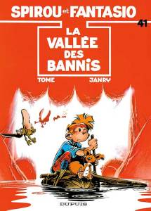 Post - Blue Mt - Spirou et Fantasio - Vallee des Bannis 1