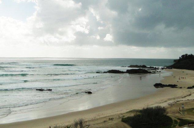 Post - Pacific - Port Macquarie - Beach