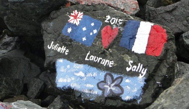 Post - Pacific - Port Macquarie - Rocks 1