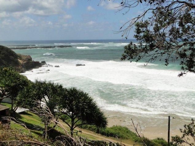 Post - Pacific - Yamba - Ocean