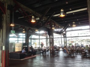 Lunch place in Milsons Point
