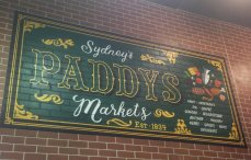 Paddy's market, Haymarket