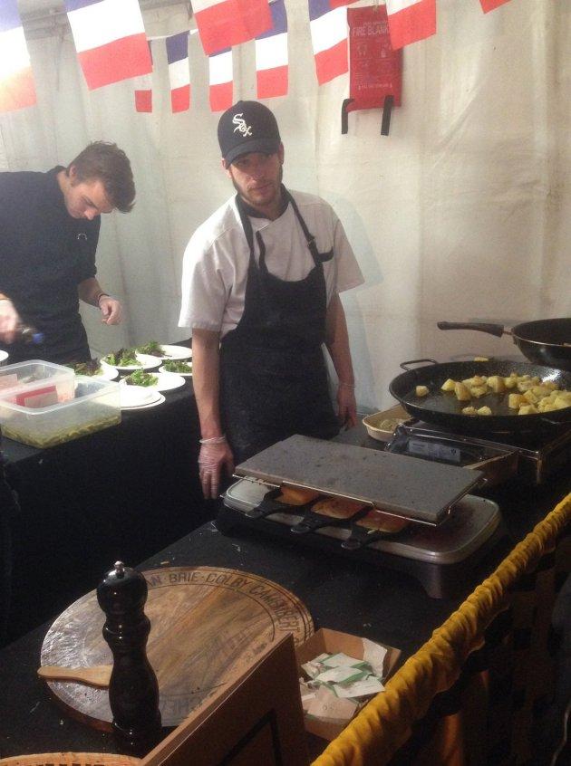 BBR - Raclette