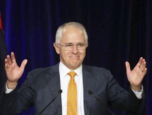 LeMonde - Malcom Turnbull