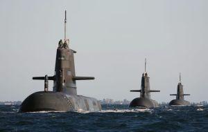LeMonde - Sous-marins