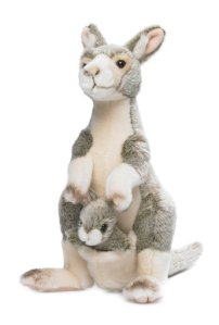 Peluche Kangaroo