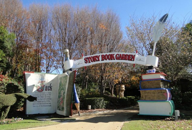 Post - Hunter Valley - Story Book Garden