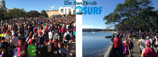Post - City2Surf - City to Surf