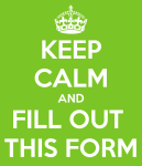 Post - Paperwork keep-calm-and-fill-out-this-form-1