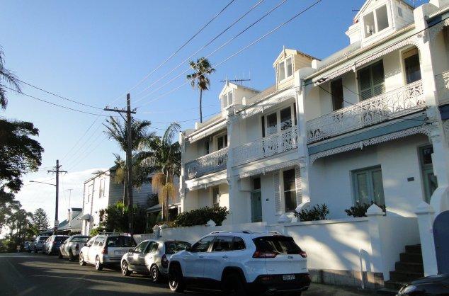 Post - Watsons Bay - Houses