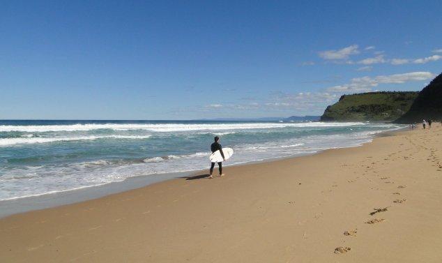 garie-beach-surfers