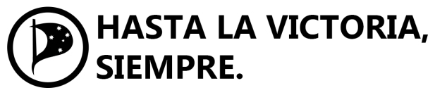 Slogan BANNER - Guevara