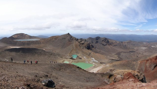 Liebster Awards - NZ Tongariro