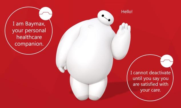 Medicare - Baymax
