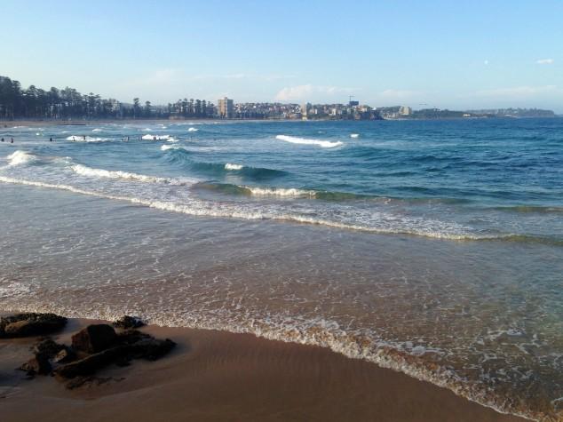 Manly - Beach