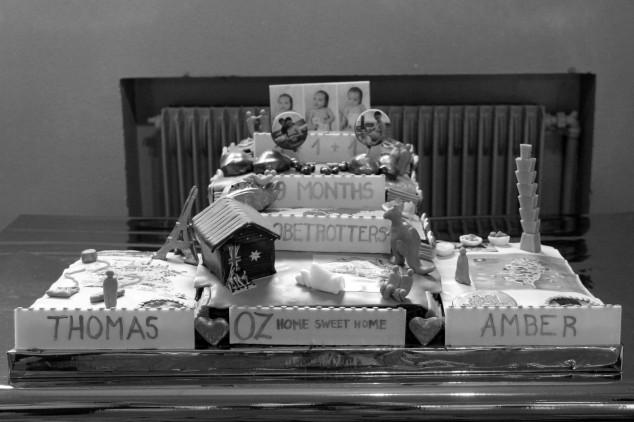 Wedding - Cake front