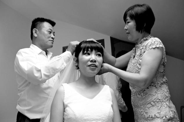 Wedding - Prepa 1