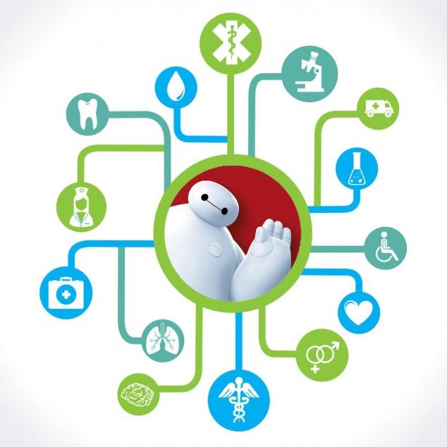 Health Insurance - Montage