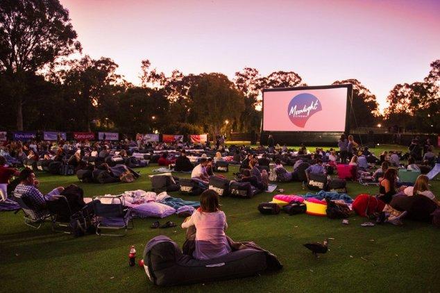 Moonlight Cinema - Perth